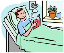 How to write hospital visit report
